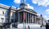 National Gallery, Trafalgar Square, London